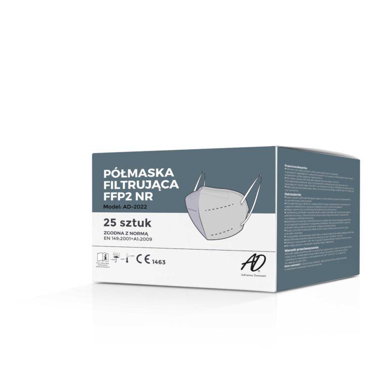 Maska FFP2 pudełko